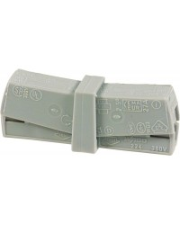 WAGO-Service Klemme grau 0,5 - 2,5 qmm