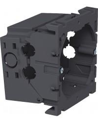 Geräteeinbaudose, einfach grau Typ 71GD6