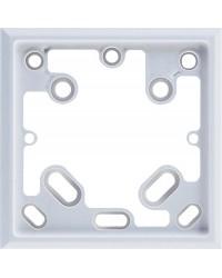 Kunststoff Adapterrahmen für UP-Dosen ARA 1 E