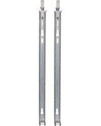 Wandkonsolen-Set für Bauhöhe 600mm - mit