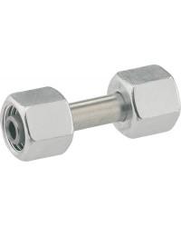 Verbindungsstück RST 12 mm, Baureihe L