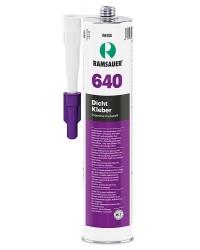 Dicht Kleber 640 schwarz, lösemittelfrei 310m