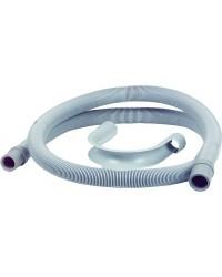 PVC Abfluß- Spiralschlauch f. Wasch- und Sp&