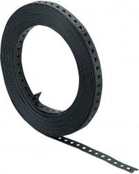 Lochband kunststoffummantelt Breite 19mm