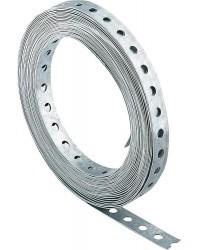 Lochband Stahl verz. Breite: 17mm