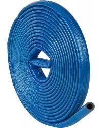 Isolierschlauch robust18x4mm Länge 10m Blau