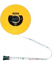 Fiberglas-Bandmaß 30m/12,7mm