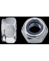 Sicherungsmuttern M10 verz DIN985 /ISO10511 100St )*