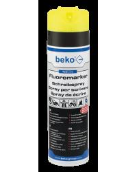 TecLine Flouromarker Schreibspray500ml Leuchtgelb