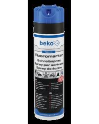TecLine Flouromarker Schreibspray500ml Leuchtblau