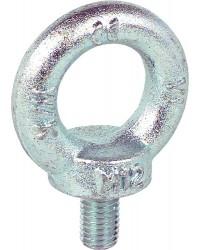 Ringschraube C15 M 12 / L=20,5mm ähnlich DIN