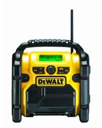 DCR019 Akku- und Netz Radio für 10,8-18V