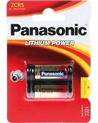 Fotobatterie Lithium 2CR- 5MEP, 6