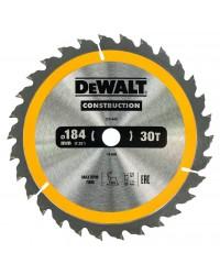 DT1940-QZ Kreissägeblatt Holz Handkr. 184/16mm 30