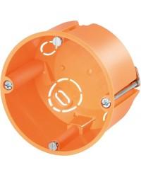 Hohlwand-Gerätedose F-Tronic Ø 68 mm, 47 mm tief