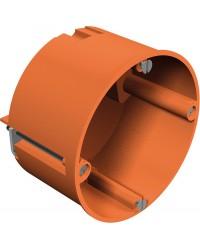 Hohlwand Gerätedose, orange