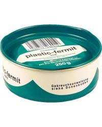 Plastik Fermit weiß 1/4 kg Dose (W117)
