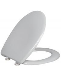 WC Sitz Twist Clean (INOX) Farbe: Manhattan