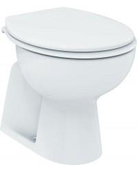 Eurovit Standtiefspül-WC (Abgang innen senkrecht)